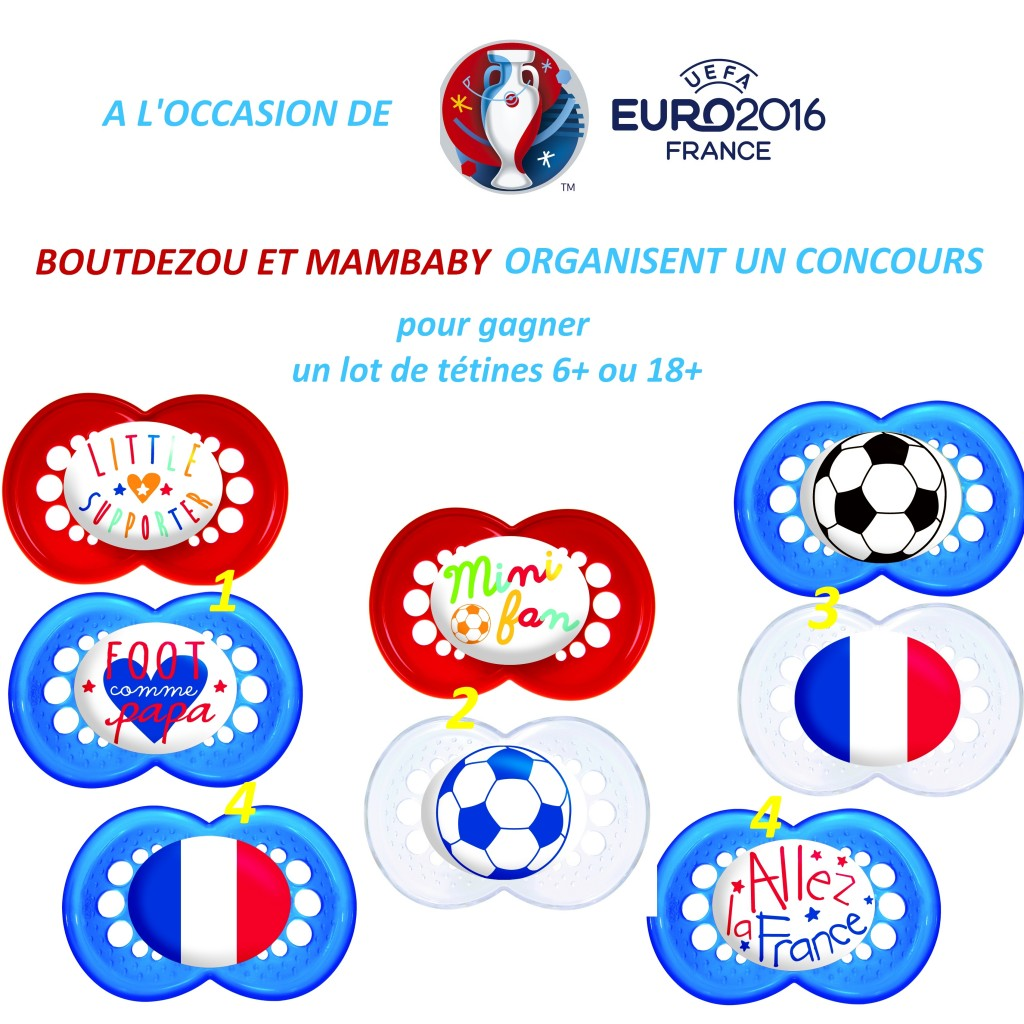 Annonce concours mambaby euro 20162