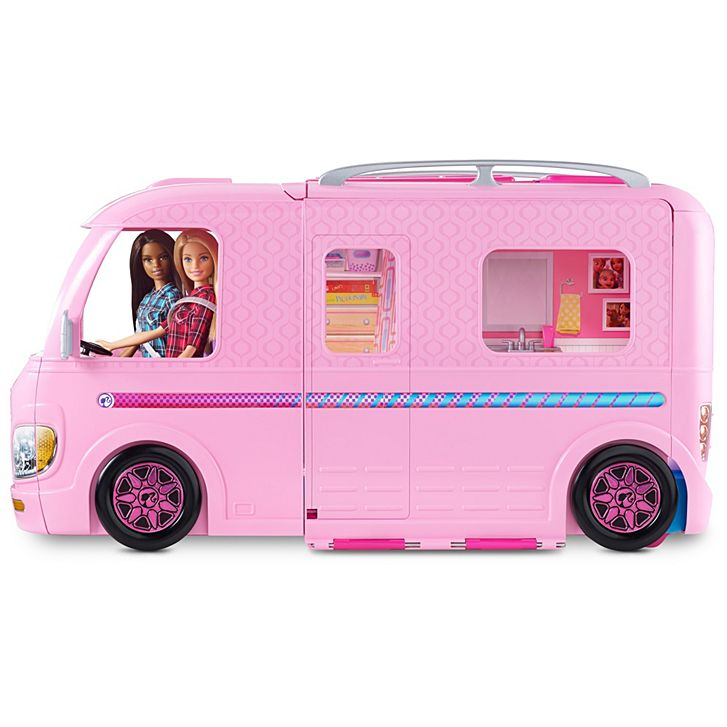 barbie - Camping car de rêve-3